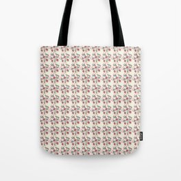 Half way pattern Tote Bag