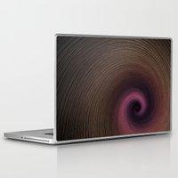 fibonacci Laptop & iPad Skins featuring Fibonacci  by Erica Chase