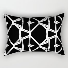 Wire Rectangular Pillow