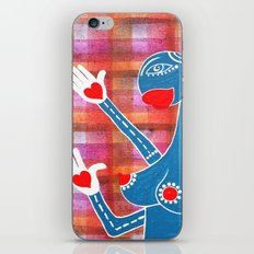 Four Buffets iPhone & iPod Skin
