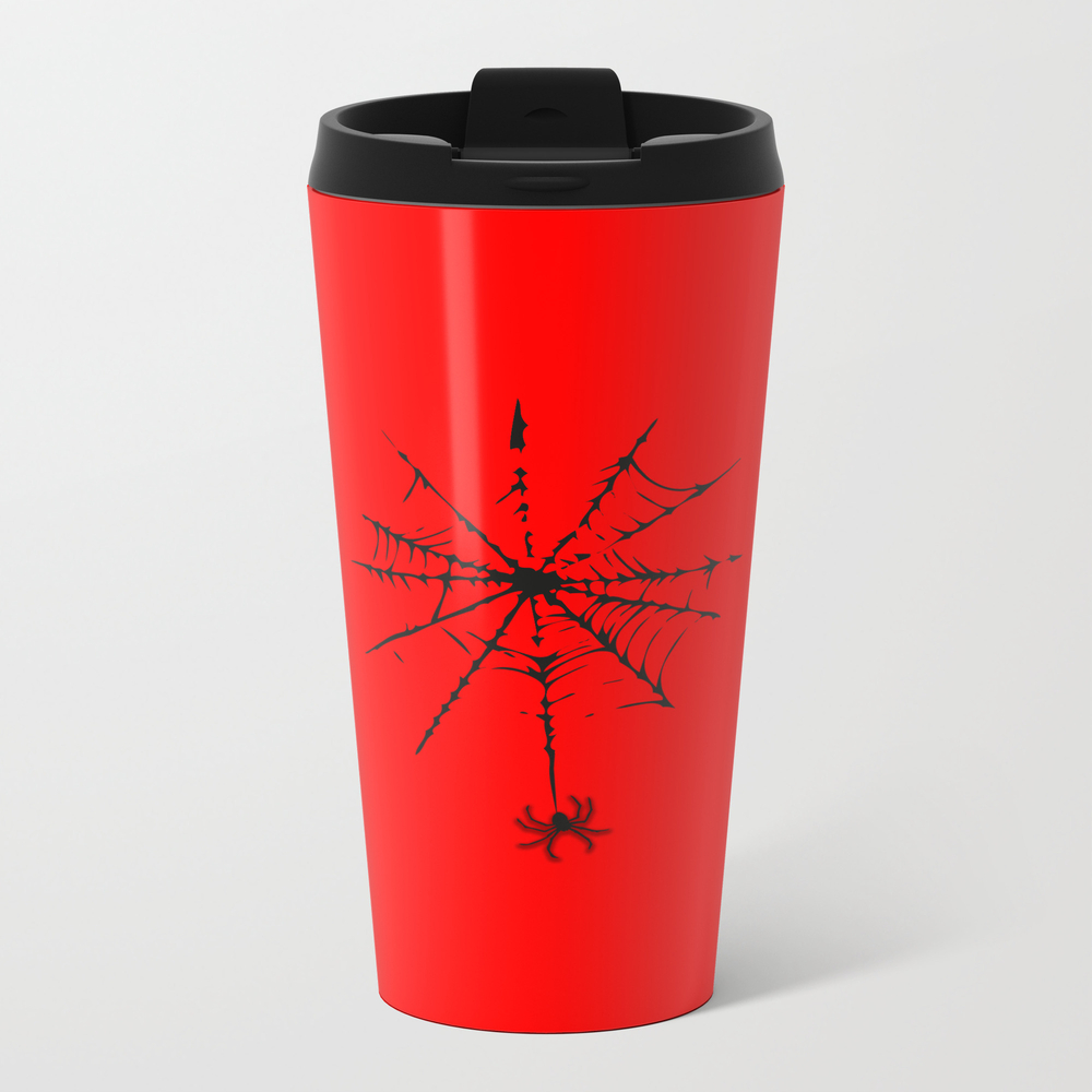 The Spider Web I Travel Cup TRM7649186