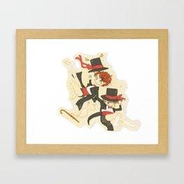 ShowBoys Framed Art Print