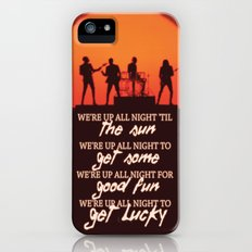 Get Lucky ; Daft Punk Slim Case iPhone (5, 5s)