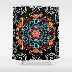 Party On The Patio Shower Curtain