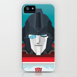 Perceptor MTMTE iPhone Case