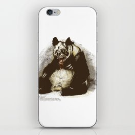 Pandamic iPhone Skin