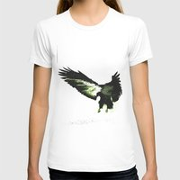 eagle T-shirts featuring Eagle by Yaroslav Greb