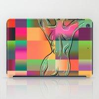 sexy iPad Cases featuring sexy by mark ashkenazi