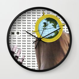 Decisions Wall Clock