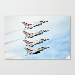 Formation Canvas Print