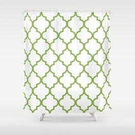 Pantone, Greenery 1 Shower Curtain