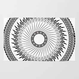 Mandala 2 Rug