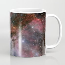 Eta Carinae Nebula - Space Art Coffee Mug