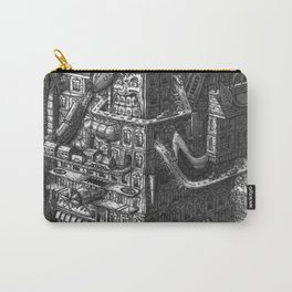 The Roving Entertainment Building Carry-All Pouch
