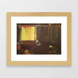 When There's a Lime In Your Barn Framed Art Print