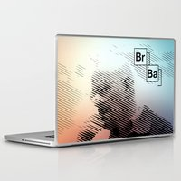 breaking bad Laptop & iPad Skins featuring Breaking Bad by Crazy Thoom