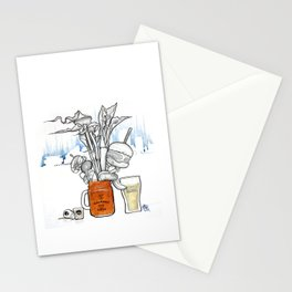 what milwaukee means to me Stationery Cards