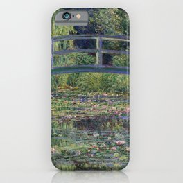 Monet iPhone Case