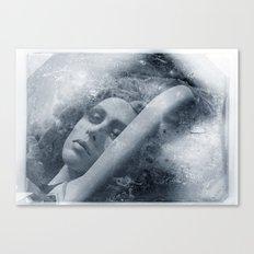 Modeled Canvas Print