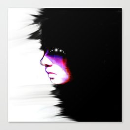 A Force to be Reckoned With  Canvas Print