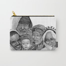 Proud Family Carry-All Pouch