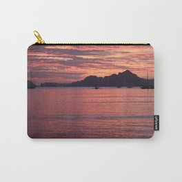 Palawan Sunset 2 Carry-All Pouch