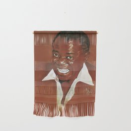 Louis Armstrong Wall Hanging