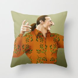 Furio Throw Pillow