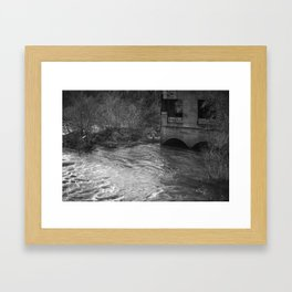 The James Framed Art Print