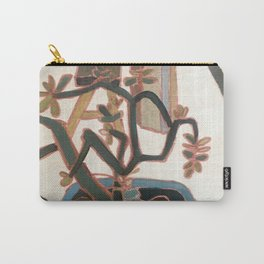 Happy Plant Carry-All Pouch