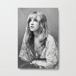 Stevie Nicks Music Poster Canvas Wall Art Home Decor Metal Print