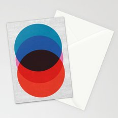 Abstract and minimalist pattern Stationery Cards
