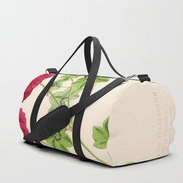 Ivy Leaved Pelargonium Duffle Bag