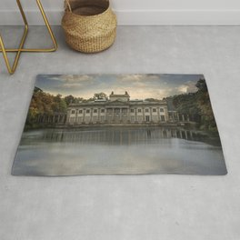 Royal Palace in Warsaw Baths Rug