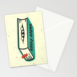 Under the Cover Stationery Cards
