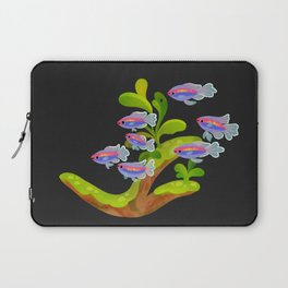 Freshwater fish and plants 1 Laptop Sleeve