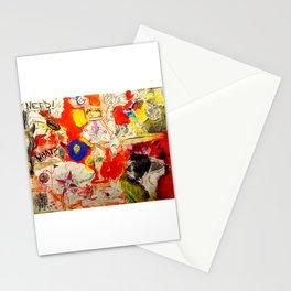 Nervous-e Wreak Stationery Cards