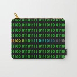 Binary - Love - LBGTQA Carry-All Pouch