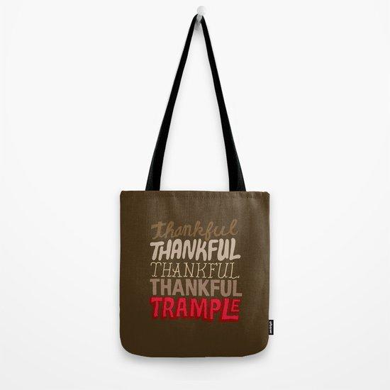 Thanksgiving, Black Friday Tote Bag