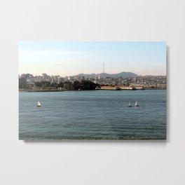 San Francisco North Waterfront 2 Metal Print