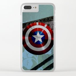A Good Man Clear iPhone Case