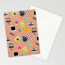 Cinema Stationery Cards