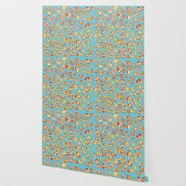 Gemstone Field Wallpaper