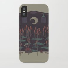 Vacation Home iPhone X Slim Case