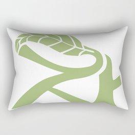 Tea / 차 Cha Rectangular Pillow