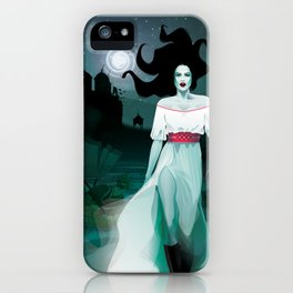 The Hatchet League - Ana  iPhone Case