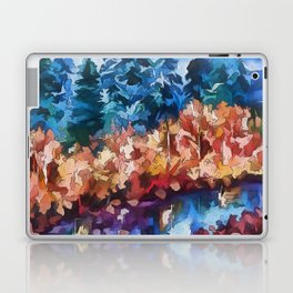 Fall in Rockies Laptop & iPad Skin