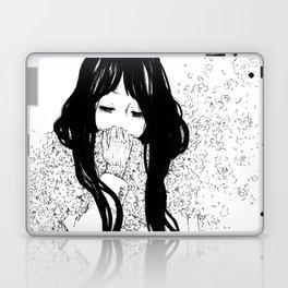 Flower Scarf Laptop & iPad Skin