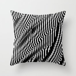 Op Art #1 Throw Pillow