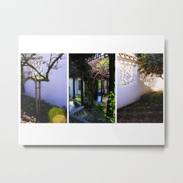 Lan Su sights Metal Print